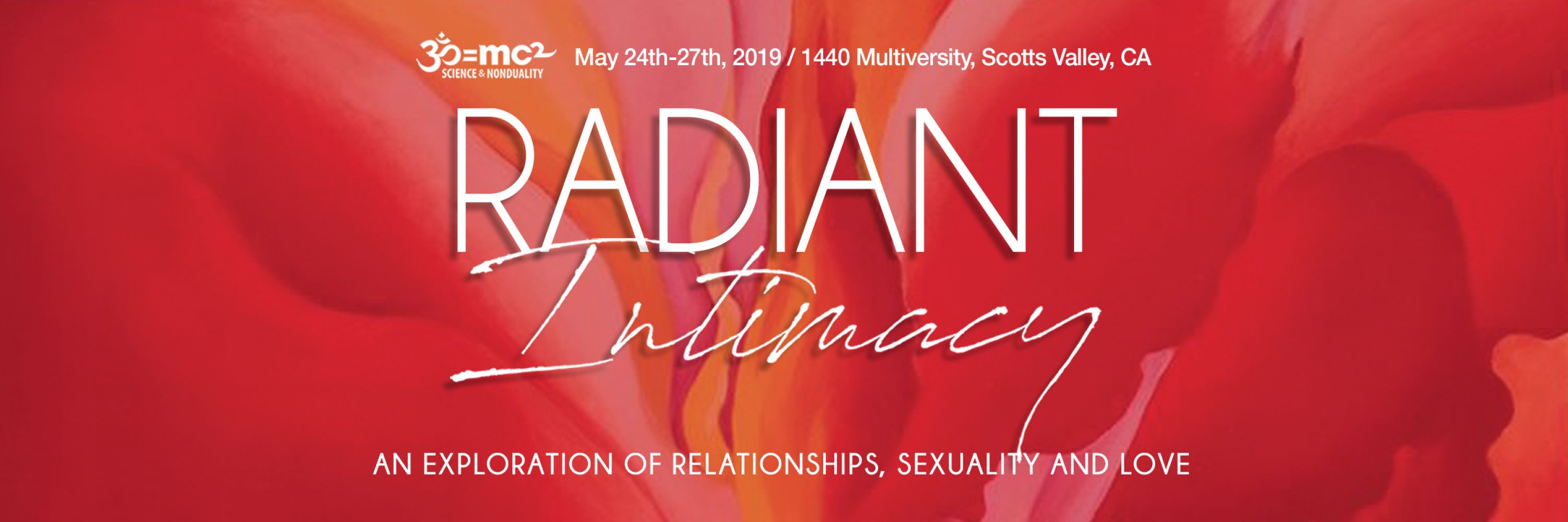 Radiant Intimacy 2019