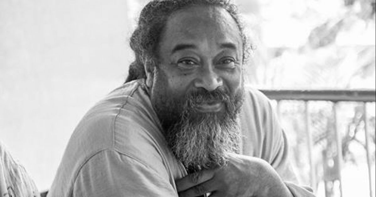 Sing a Song of Mooji - SAND