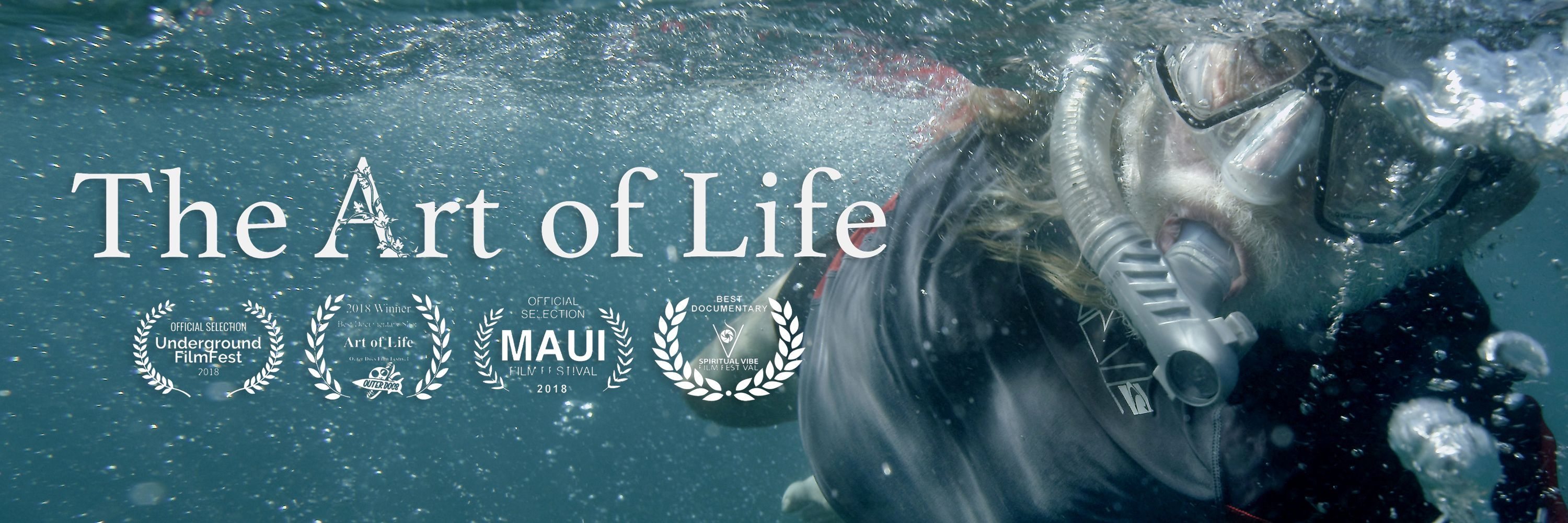 'Art of Life' Award Winning Documentary