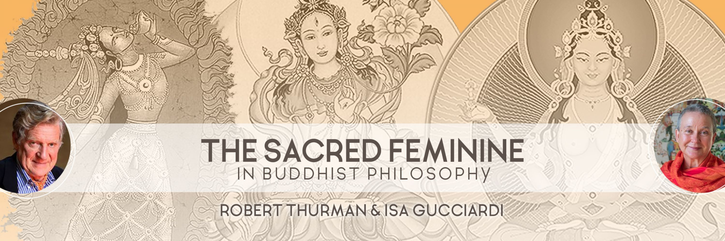 The Sacred Feminine in Buddhist Philosophy