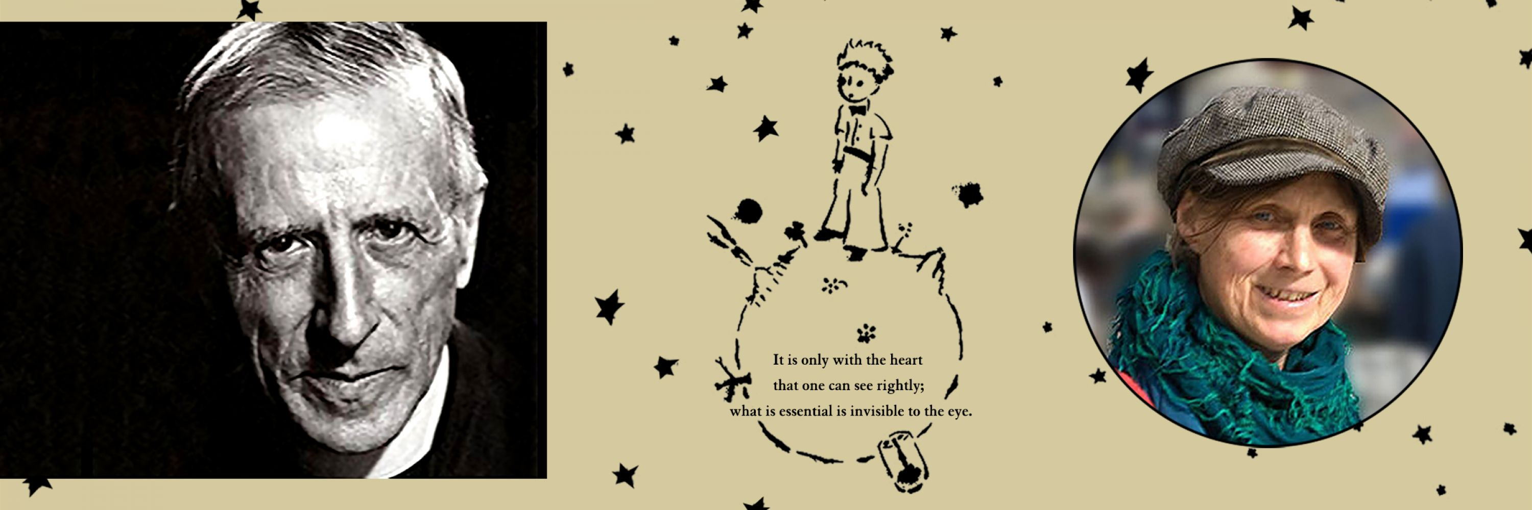 Cynthia Bourgeault: Seeing with the Heart: from The Little Prince to Teilhard de Chardin