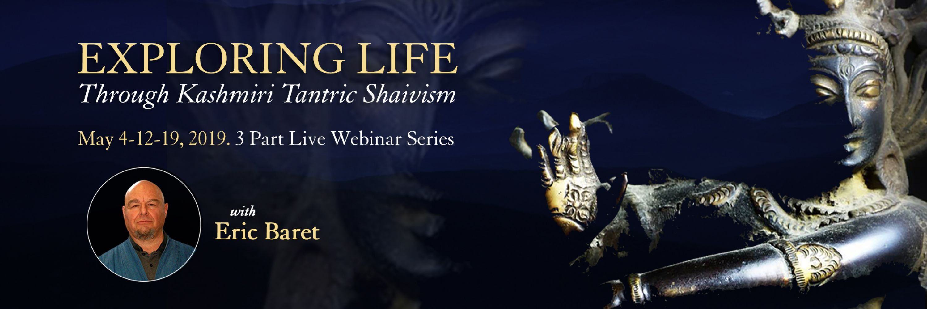 Exploring Life Through Kashmiri Tantric Shaivism: Q&A Sessions