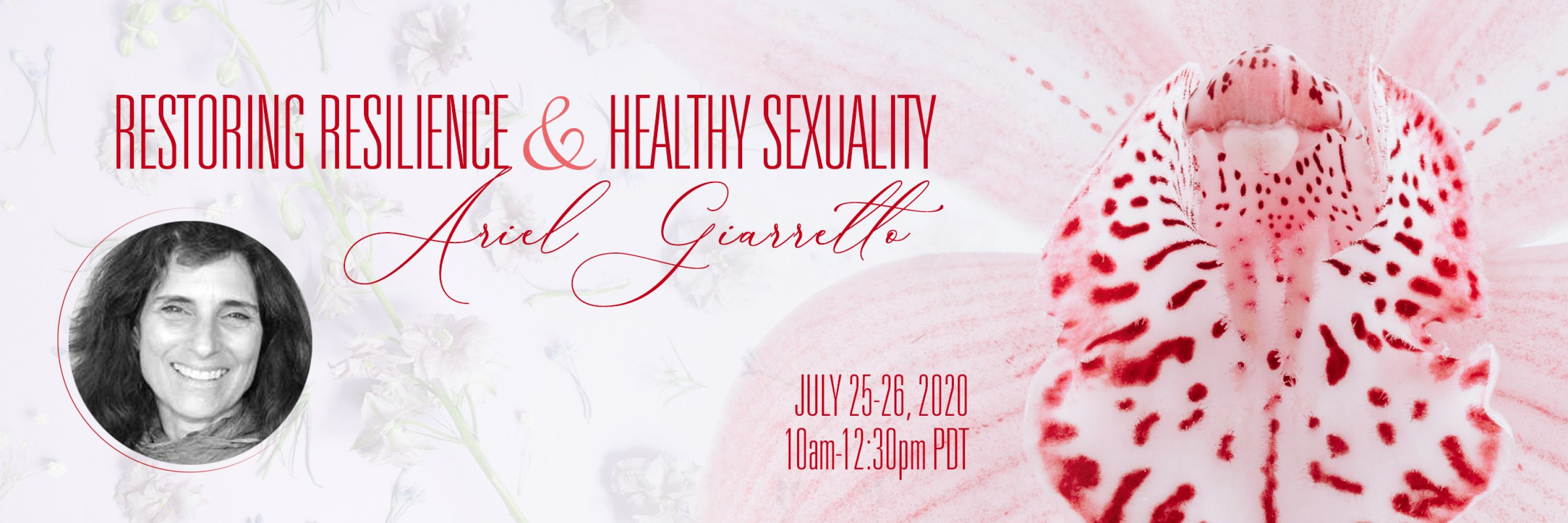 Restoring Resilience & Healthy Sexuality
