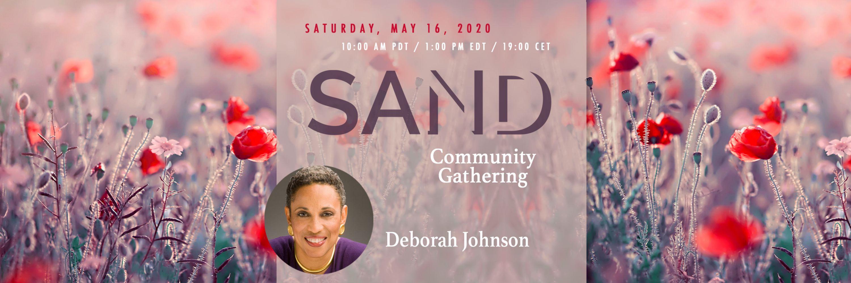 Community Gathering with Rev. Deborah Johnson